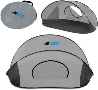 Picnic Time Carolina Panthers Manta Sun Shelter