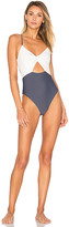Tularosa Asa One Piece in Slate. - size M (also in S,XS)