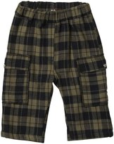 Nano Flannel Palid Pants (Baby)-Taupe-12 Months