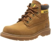 "Caterpillar Colorado Plus Boys Leather 6"" Ankle Boots"