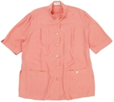 Givenchy Pink Silk Top