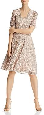 Eliza J Floral Lace Dress