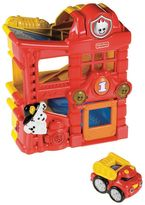 Fisher-Price Racin' Ramps Firehouse by
