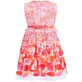 Mayoral Graphic Print Dress
