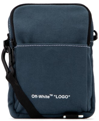 Off-White Logo Messenger Bag