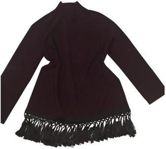 Zara Purple Cashmere Top for Women
