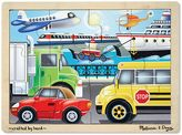 Melissa & Doug On the Go Vehicles 12-Piece Jigsaw Puzzle