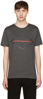 Rag & Bone Grey Diamond T-Shirt