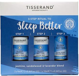 Tisserand Aromatherapy U.K. Aromatherapy 3-Step Ritual to Sleep Better 3 x 10ml