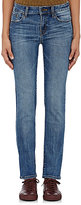 J Brand Women's Amelia Mid-Rise Straight Jeans