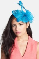 Tasha 'Feathered Rose' Fascinator Headband