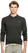 Polo Ralph Lauren Collared Pima Cotton Sweater