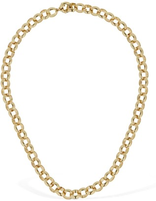 FEDERICA TOSI Irma Lace Short Chain Necklace