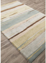 Andover Mills Rothwell Hand-Tufted Green/Blue Area Rug Rug