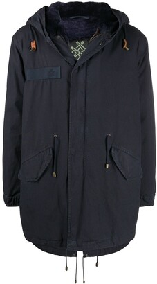 Mr & Mrs Italy Long-Sleeve Rain Coat