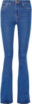 MiH Jeans The Bodycon Marrakesh high-rise flared jeans