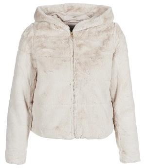 Only ONLCHRIS women's Jacket in Beige