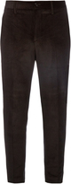 Acne Studios Stan T cotton-blend corduroy trousers