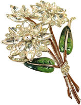 One Kings Lane Vintage 1930s CoroCraft Bouquet Brooch