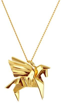Origami Jewellery Mini Pegasus Gold
