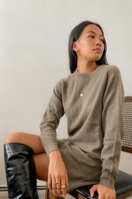 Thakoon Wool Sweater Dress