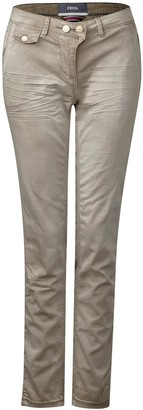 Cecil Women's New York Loose Fit Trousers