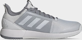 adidas Men's AdiZero Defiant Bounce 2 Tennis Shoes