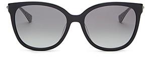 Kate Spade Women's Britton Polarized Square Sunglasses, 55mm