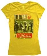 The Beatles Women's Star Club Short Sleeve T-Shirt