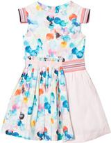 No Added Sugar Multi Spot Asymmetric Skirt Dress