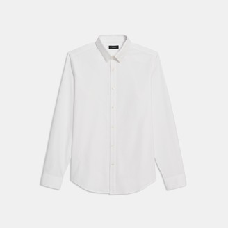Theory Edward Shirt in Cotton Oxford