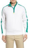 Bobby Jones Men's Xh20 Tech Quarter Zip Sweater