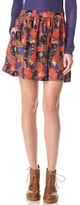 Marc by Marc Jacobs Nata Camouflage Skirt
