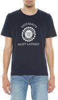 Saint Laurent Université Print T-shirt