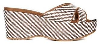Jimmy Choo Prima Wedge Sandal