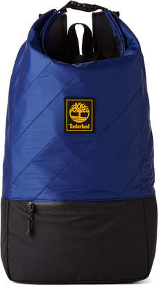 Timberland Limoges & Black Roll-Top Backpack