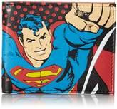 Superman Men's Bifold Wallet