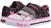Skechers Twinkle Toes - Shuffles 10612L Lights (Little Kid/Big Kid)