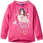 Disney Girl's Violetta Long Sleeve Sweatshirt