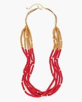 Chico's Fiona Multi-Strand Necklace