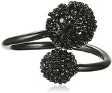 Pilgrim Women Base Metal Round Crystal Rings