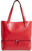 Lodis Audrey Amil Leather Commuter Tote