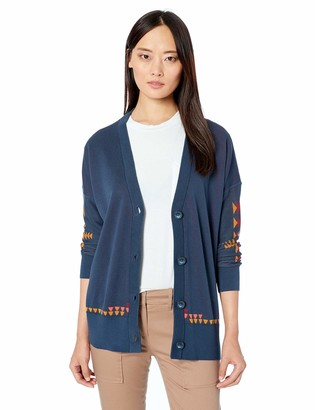 Pendleton Woolen Mills Pendleton Women's Chief Joseph Cardigan Sweater