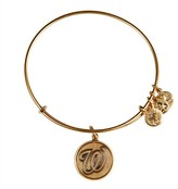 Alex and Ani Washington NationalsTM Cap Logo Charm Bangle