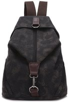 Aimmer Castle Unisex Solid Fashion Middle School Backpack For Mens