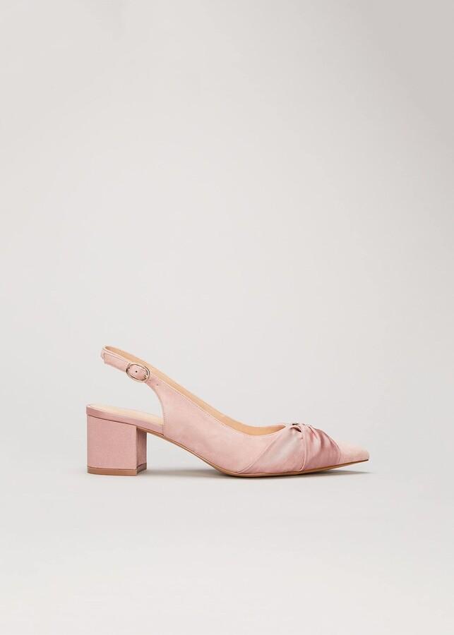 Phase Eight Giselle Block Heel