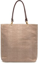 J.Mclaughlin Aken Tote in Chevron