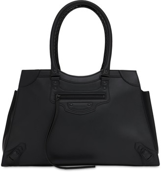 Balenciaga L Neo Classic City Leather Duffle Bag