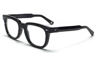 AHLEM Square Du Temple Optic Black Glasses