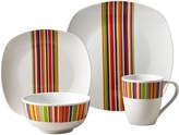 Asstd National Brand Westwood Stripes 16-pc. Dinnerware Set
